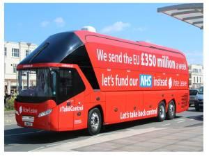 Brexit Bus