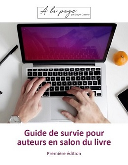 Guide survie auteur salon