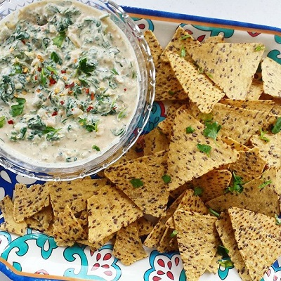 spinach dip recipe