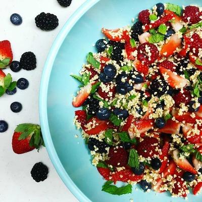 berry-bulgur-salad