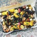 sheet pan clambake