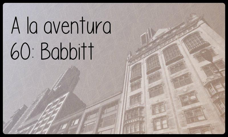 60: Babbitt