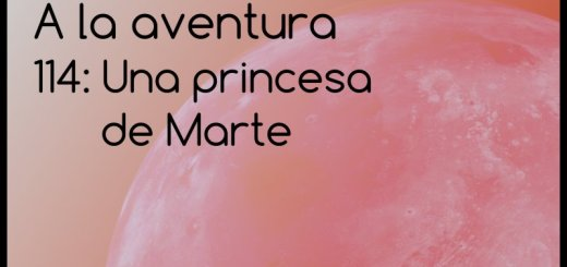 114: Una princesa de Marte