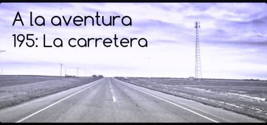 195: La carretera