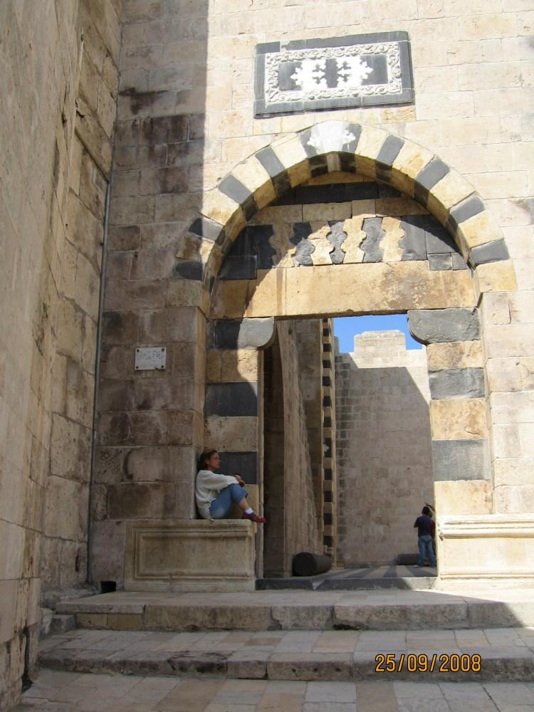 La Ciudadela, en Aleppo. (4/5)