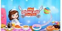العاب صوفيا طبخ للبنات 2020