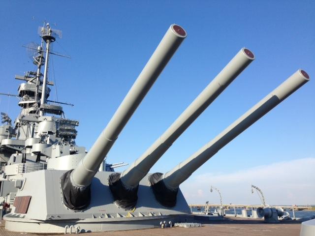 USS Alabama Battleship Memorial Park - Mobile - Alabama.Travel