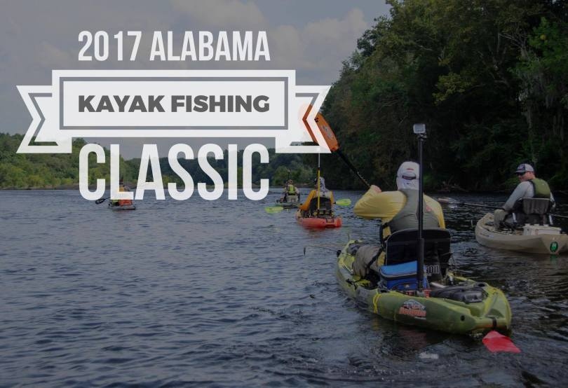 Alabama Kayak Fishing Classic