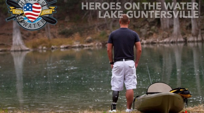 Heroes on the Water – North Alabama headed to Guntersville June 3rd
