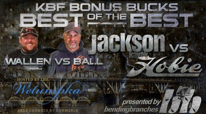 "Matt Ball wins ""The Best of the Best"" on Lake Jordan"