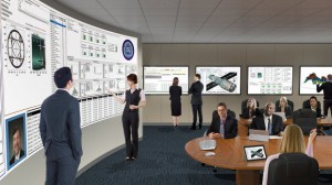 This rendering shows the Boeing CASA lab in Huntsville.
