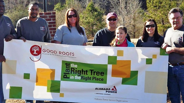 Alabama Power Foundation awards Good Roots grants