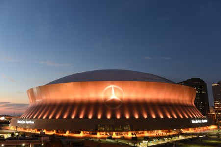 The Mercedes-Benz Superdome is one of the oldest and most successful venues. (Mercedes-Benz Superdome)