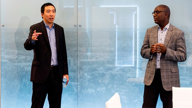 Andrew Yang: Venture for America aims to show world what's possible in Birmingham