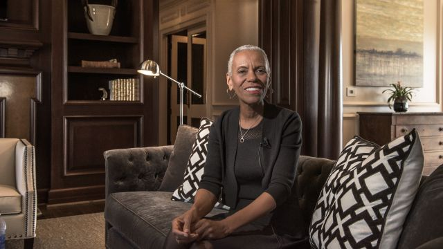 Andrea Taylor brings a change of pace to the Birmingham Civil Rights Institute