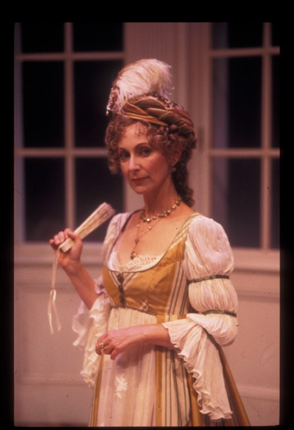 """Greta Lambert starred in """"Arcadia,"""" the first show directed by Geoffrey Sherman when he took the helm of ASF. (contributed)"""