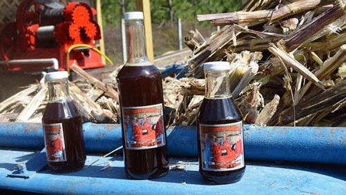 Crossover Ministry syrup is sold in Covington County or can be ordered by phone. (Michele Gerlach/Andalusia Star-News)