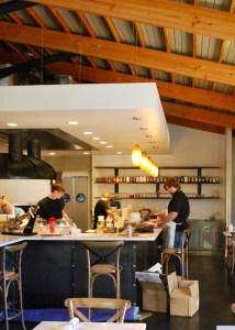 The bar and oven draw your attention at OvenBird. (contributed)