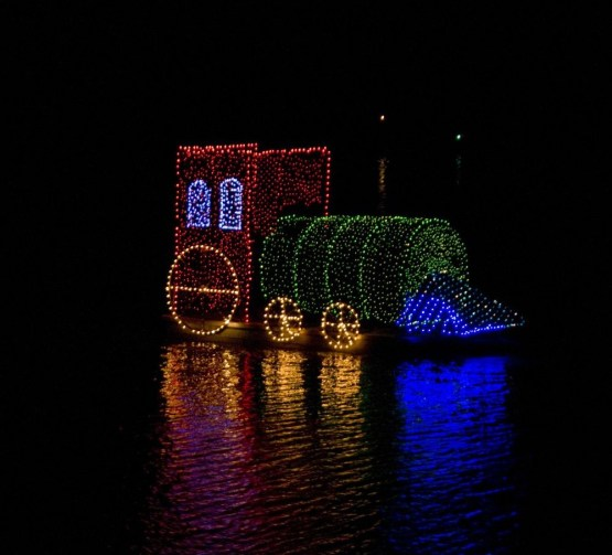 The annual Christmas on the River holiday celebration is underway through Saturday, Dec. 2 in Demopolis. (Contributed