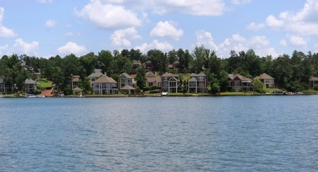 Higher lake levels were approved for Lake Martin. (file)