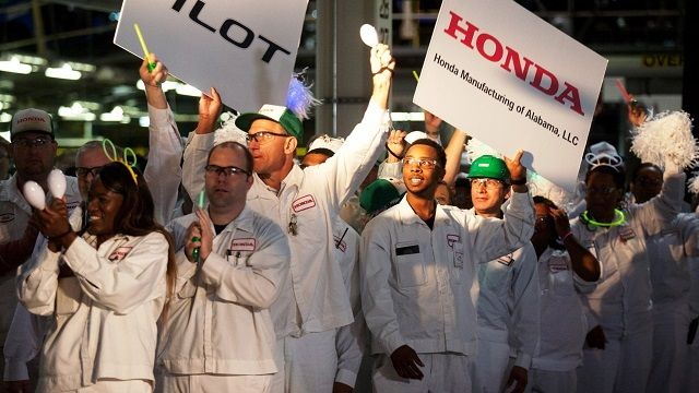 Alabama aims to attract more auto industry growth on heels of Honda's economic impact report