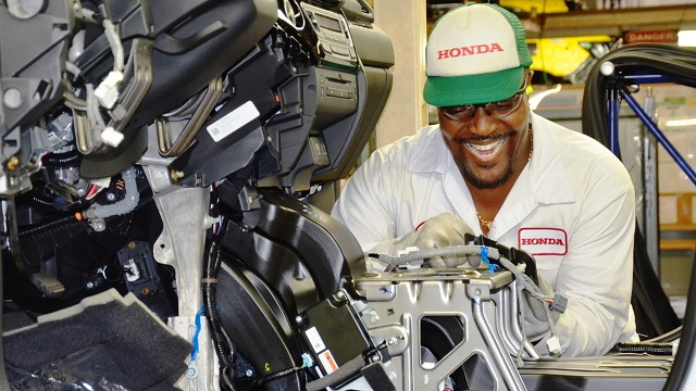 Study: Honda had a $6.8 billion economic impact on Alabama in 2014