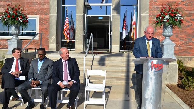STERIS unveils new Birmingham headquarters, creating 100 new jobs