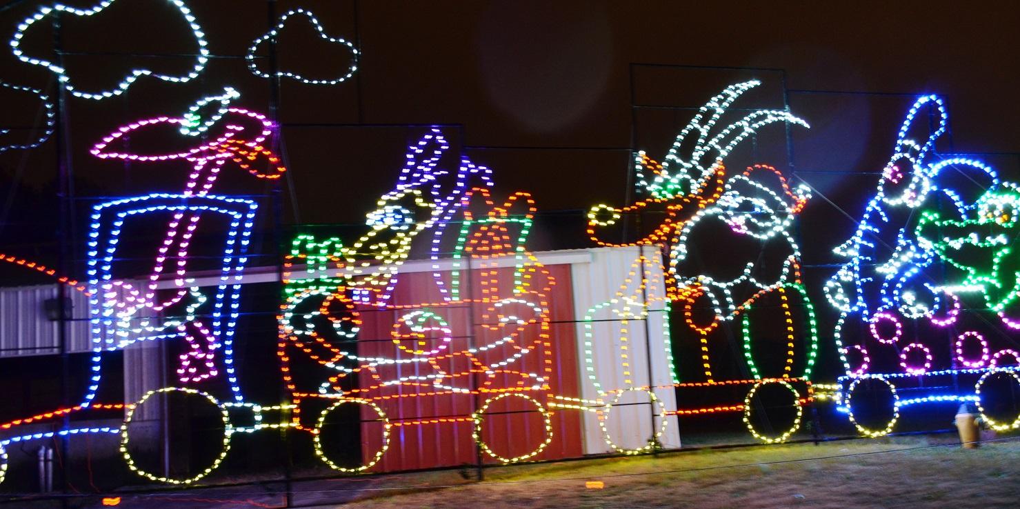 Still time to enjoy some Birmingham drive-through Christmas lights ...