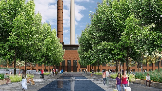 See the latest look of the future Powell Avenue Steam Plant in Birmingham