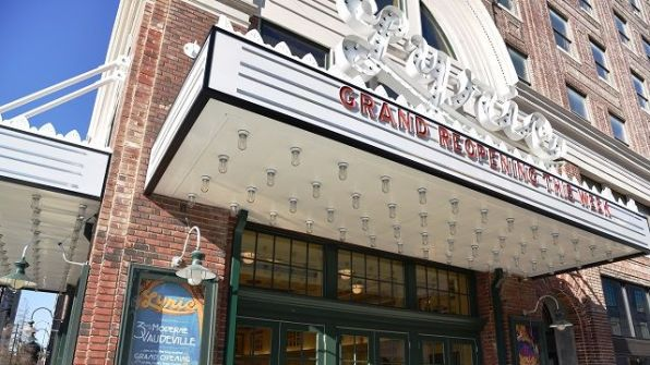 The restorers of Birmingham's Lyric Theatre used the state's historic tax credits during the project. (File)