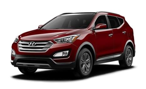 Santa Fe Sport. (Hyundai Motor America)