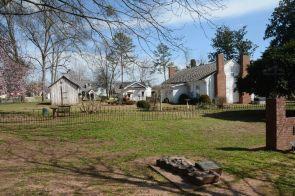 The Helen Keller Birthplace in Tuscumbia. (Karim Shamsi-Basha/Alabama NewsCenter)