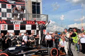 Scenes from the race weekend of the 2015 Indy Grand Prix of Alabama. (Billy Brown/Alabama NewsCenter)
