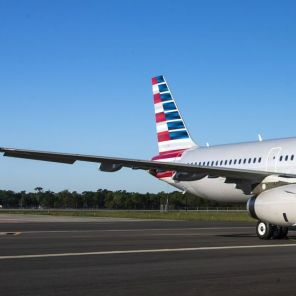 American Airlines has its first Alabama-made Airbus A321 passenger jet (Contributed)