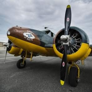 C-45 Bucket of Bolts (Photo by Drew Burke)