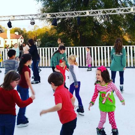 Scenes from last year's Candyland in Andalusia. (Andalusia Area Chamber of Commerce)