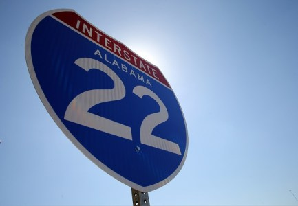 I-22 is now open from Birmingham to Memphis. (Governor's Office/Jamie Martin)