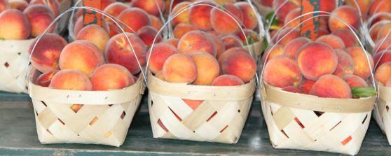 Chilton County Peach Festival. (Karim Shamsi-Basha/Alabama NewsCenter)