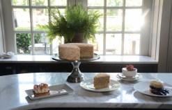 Dolester Miles' attention-getting desserts are often the result of an elaborate creative process. (Karim Shamsi-Basha / Alabama NewsCenter)