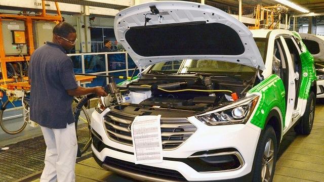 Hyundai Alabama launches Santa Fe Sport SUV after $52M project