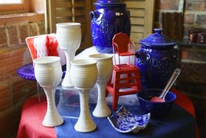 Handcrafted products (Mark Sandlin/Alabama NewsCenter)
