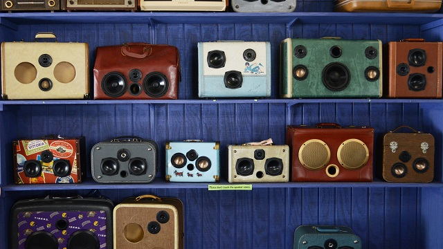 Sonic Suitcase plays music with the style of an Alabama Maker