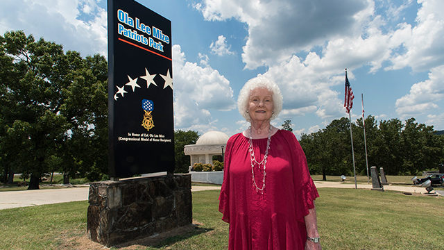 Alabama Medal of Honor recipient and patriot remembered fondly
