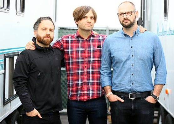 Death Cab for Cutie is now a three-man band following the departure of guitarist-producer Chris Walla. (Contributed)