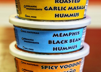 The Hummus People put a lot of work and thought into developing each flavor they produce. (Mark Sandlin/Alabama NewsCenter)