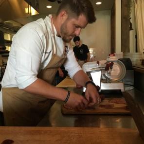 Bancroft at Acre Restaurant in Auburn (Brittany Faush-Johnson/Alabama NewsCenter)