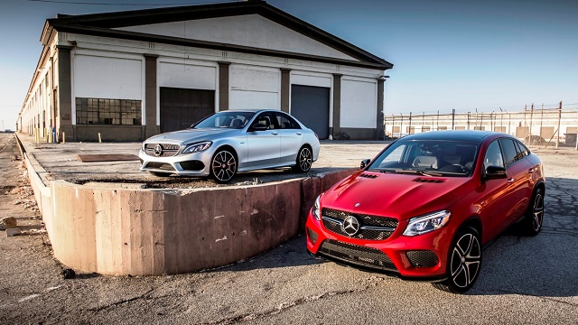 Mercedes-Benz sets record U.S. sales in July, led by Alabama vehicles