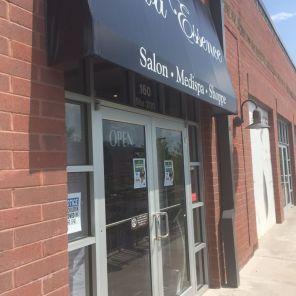 Nova Essence Medispa entrance (Keisa Sharpe/Alabama NewsCenter)