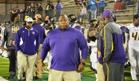 Miles Head Coach Reginald Ruffin's task this year is to continue the team's success now that its opponents know how good it is. (Miles College Football)
