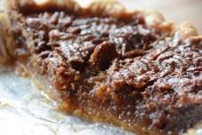 Bourbon pecan pie is one of Pie Lab's best sellers. (Karim Shamsi-Basha / Alabama NewsCenter)